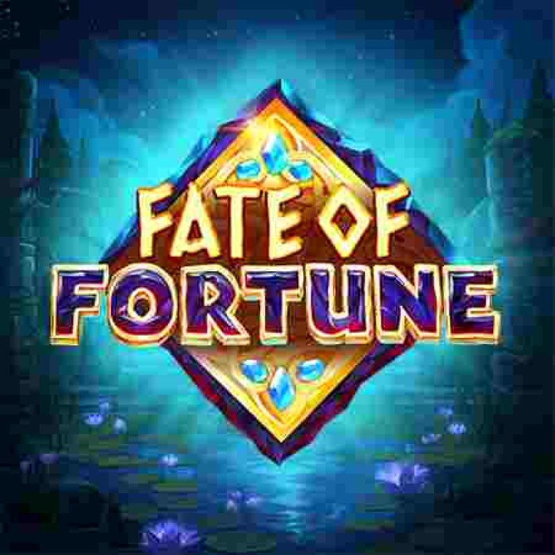 Fate_of_Fortune Slot Logo