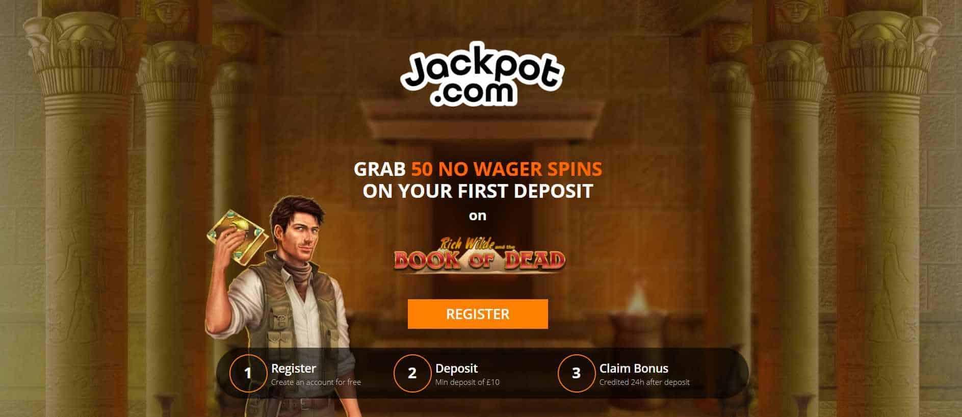 Jackpot.com Bonuses