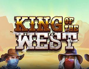 King of the West Slot Logo