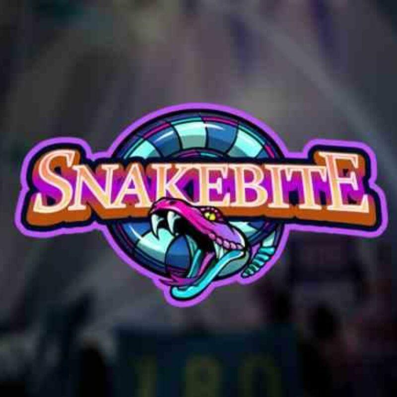 Snakebite Slot Logo