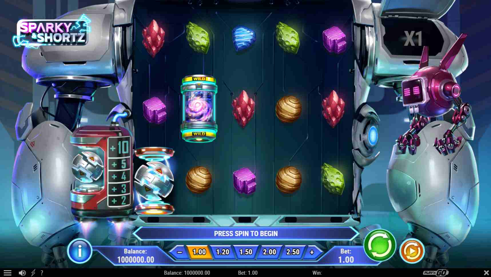 Sparky & Shortz Base Game