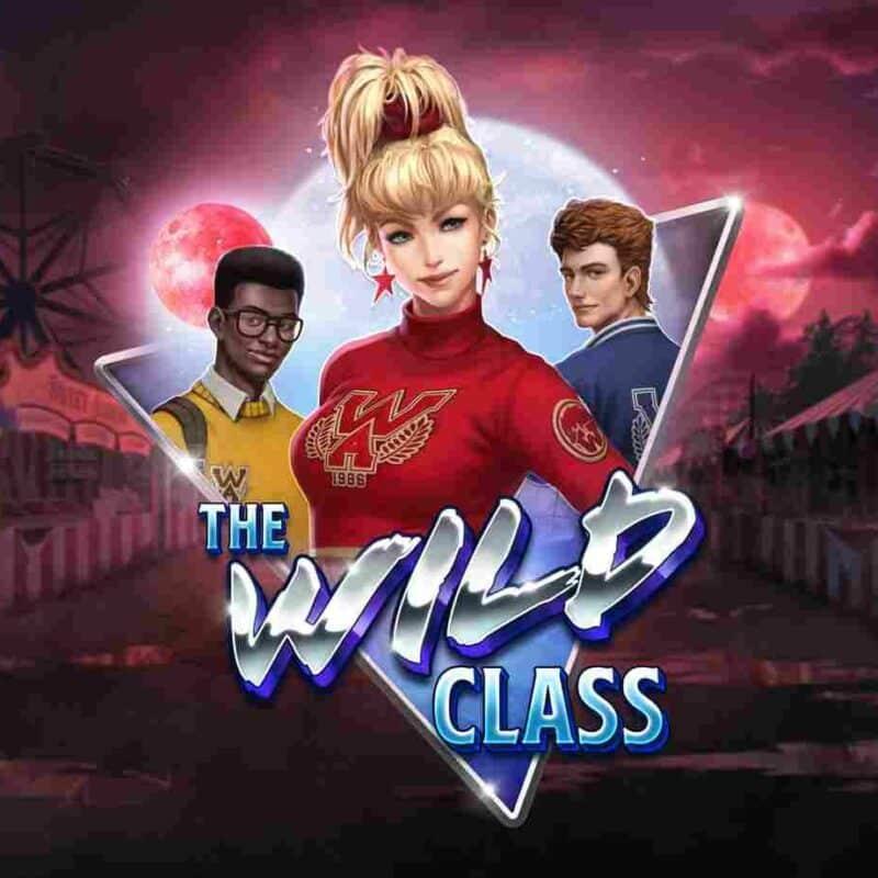 The Wild Class Slot Logo 3
