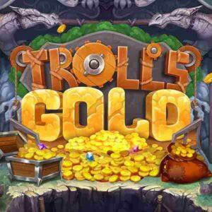 Troll's Gold Slot Logo