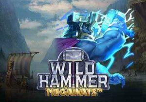 Wild Hammer Megaways Slot Logo-compressed