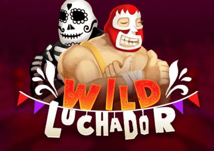 Wild Luchador Slot Logo
