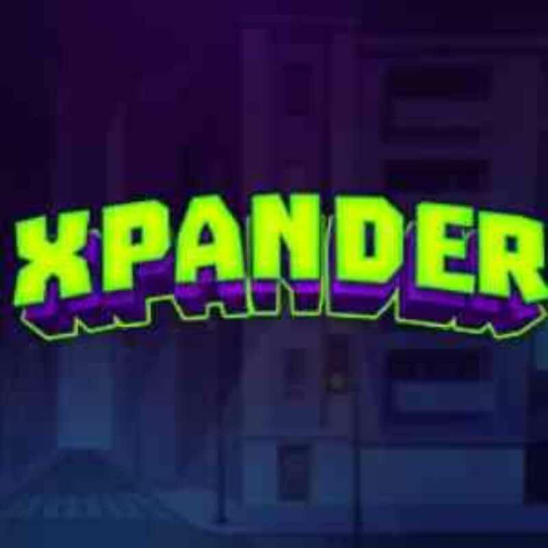 Xpander Slot Logo
