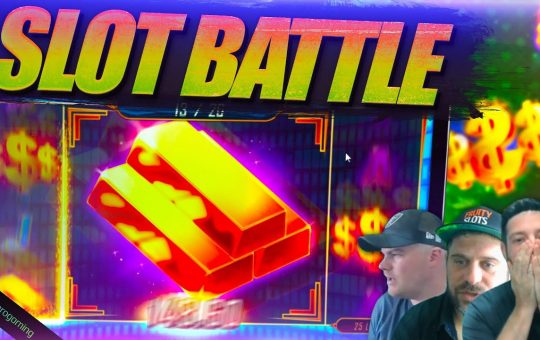 MICROGAMING SPECIAL! SLOT BATTLE SUNDAY!