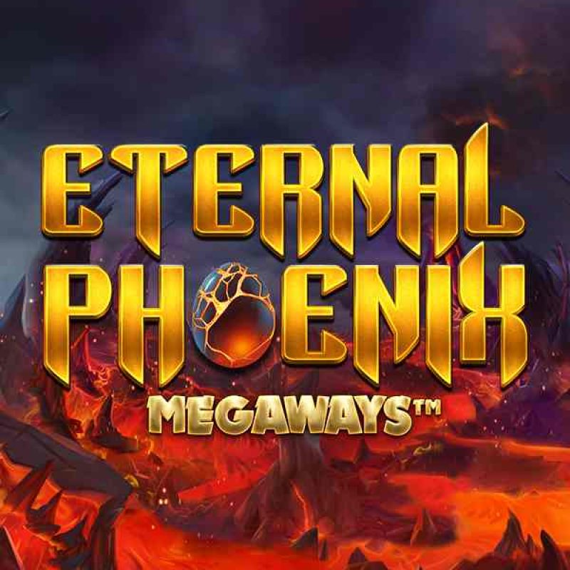 Eternal Phoenix Megaways Slot Logo