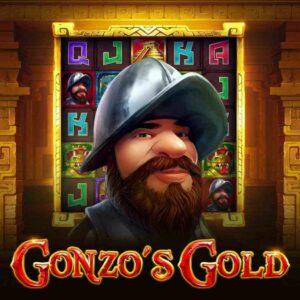 Gonzo's Gold Slot Logo