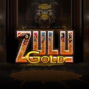 Zulu Gold Slot Logo