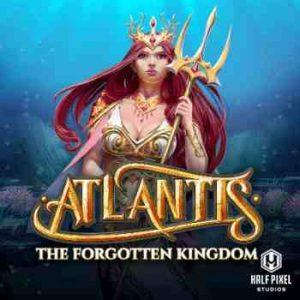 Atlantis The Forgotten Kingdom Slot Logo