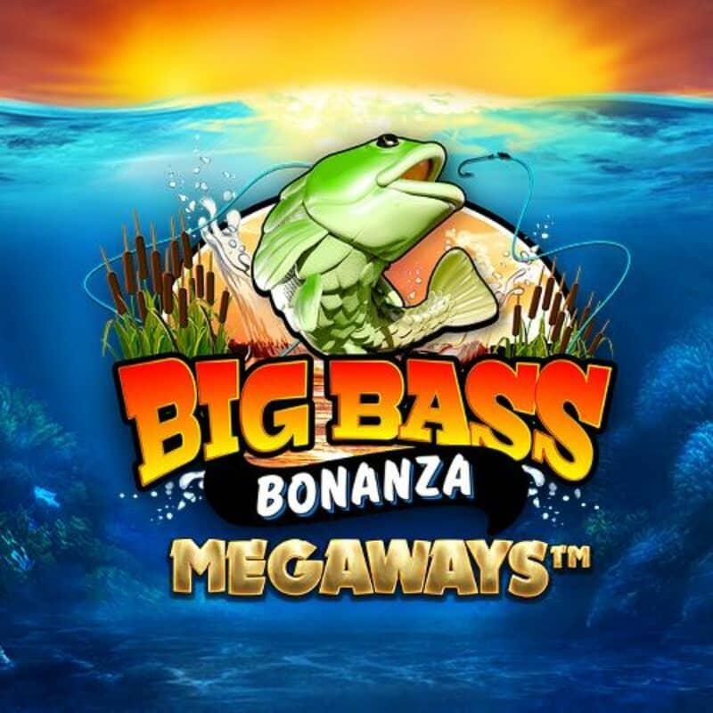 Big Bass Bonanza Megaways Slot Logo