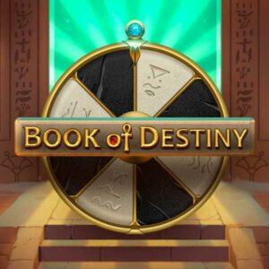 Book of Destiny Slot Logo