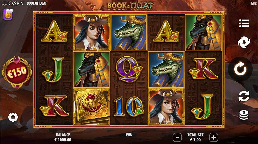 Book of Duat Base Game