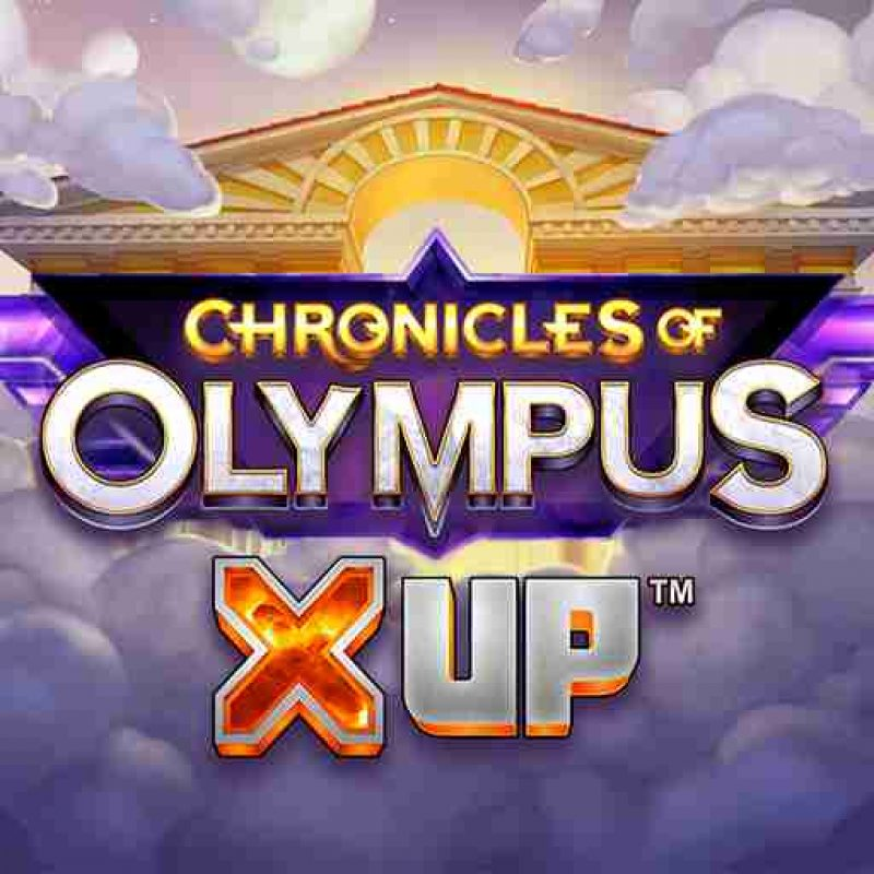 Chronicles of Olympus X UP Slot Logo