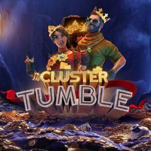 Cluster Tumble Slot Logo