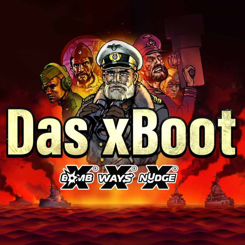Das xBoot Slot Logo (2)