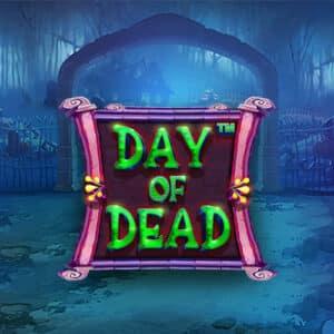 Day of Dead Slot Logo