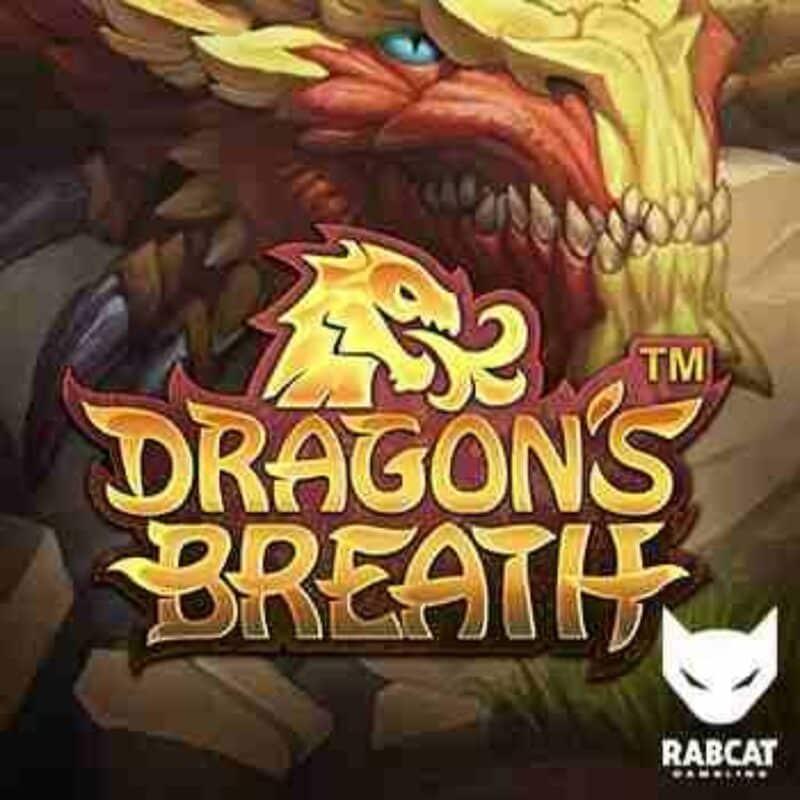 Dragon's Breath Slot Logo