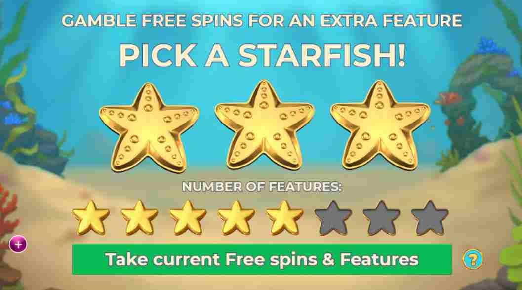 Golden Fish Tank 2 Gigablox Gamble