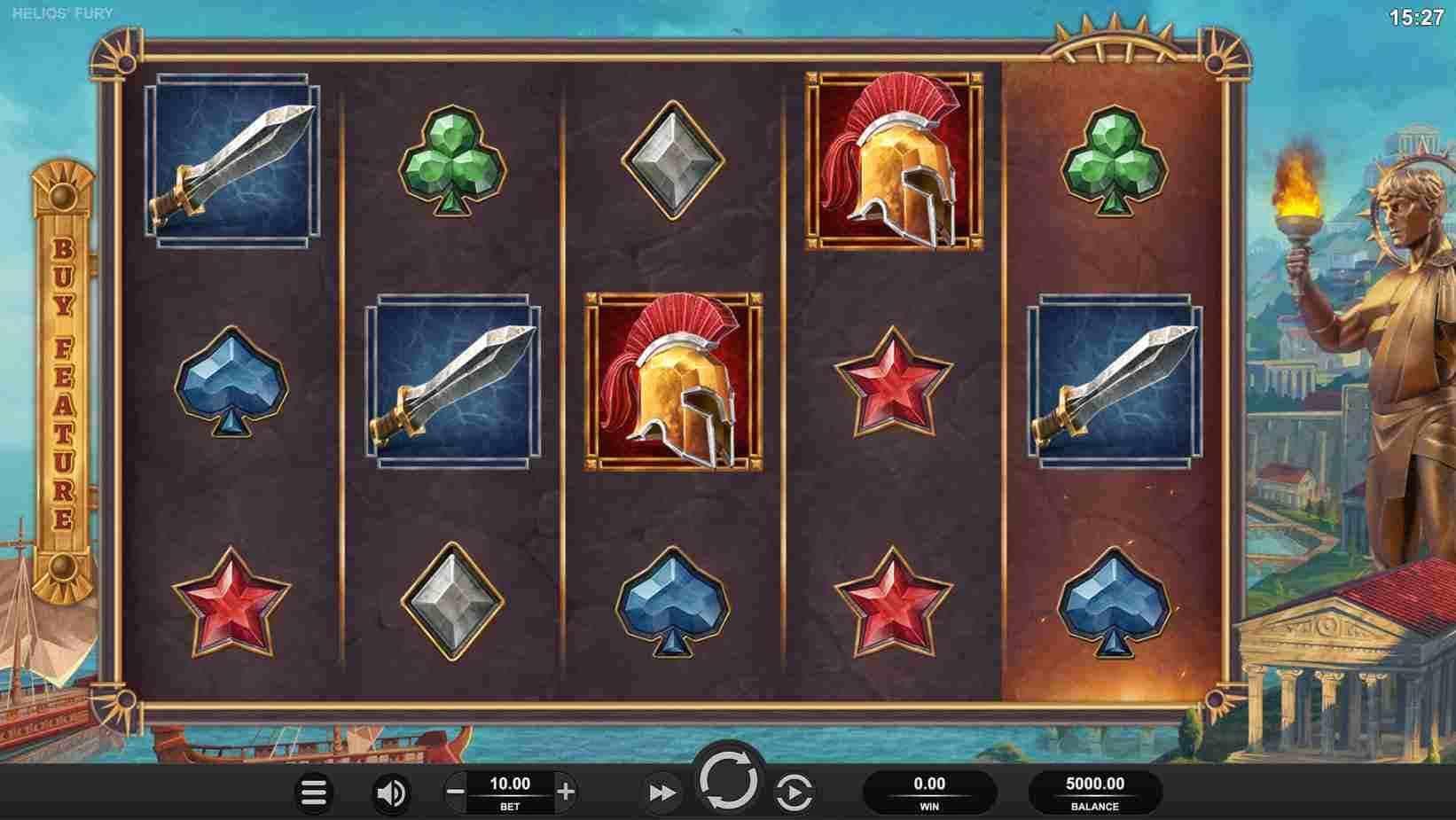 Helios Fury Base Game