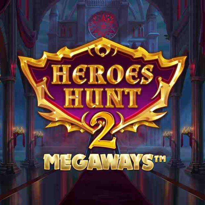 Heroes Hunt 2 Megaways Slot Logo