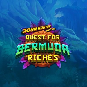 John Hunter and the Quest for Bermuda Riches Slot Logo