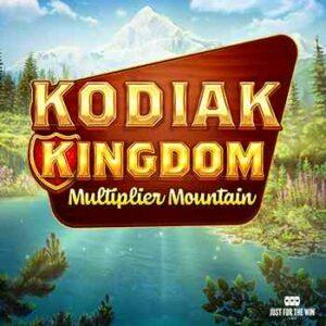 Kodiak Kingdom Slot Logo