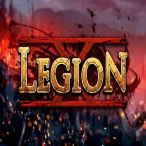 Legion X Slot Logo