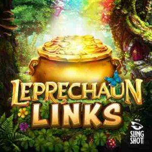 Leprechaun Links Slot Logo