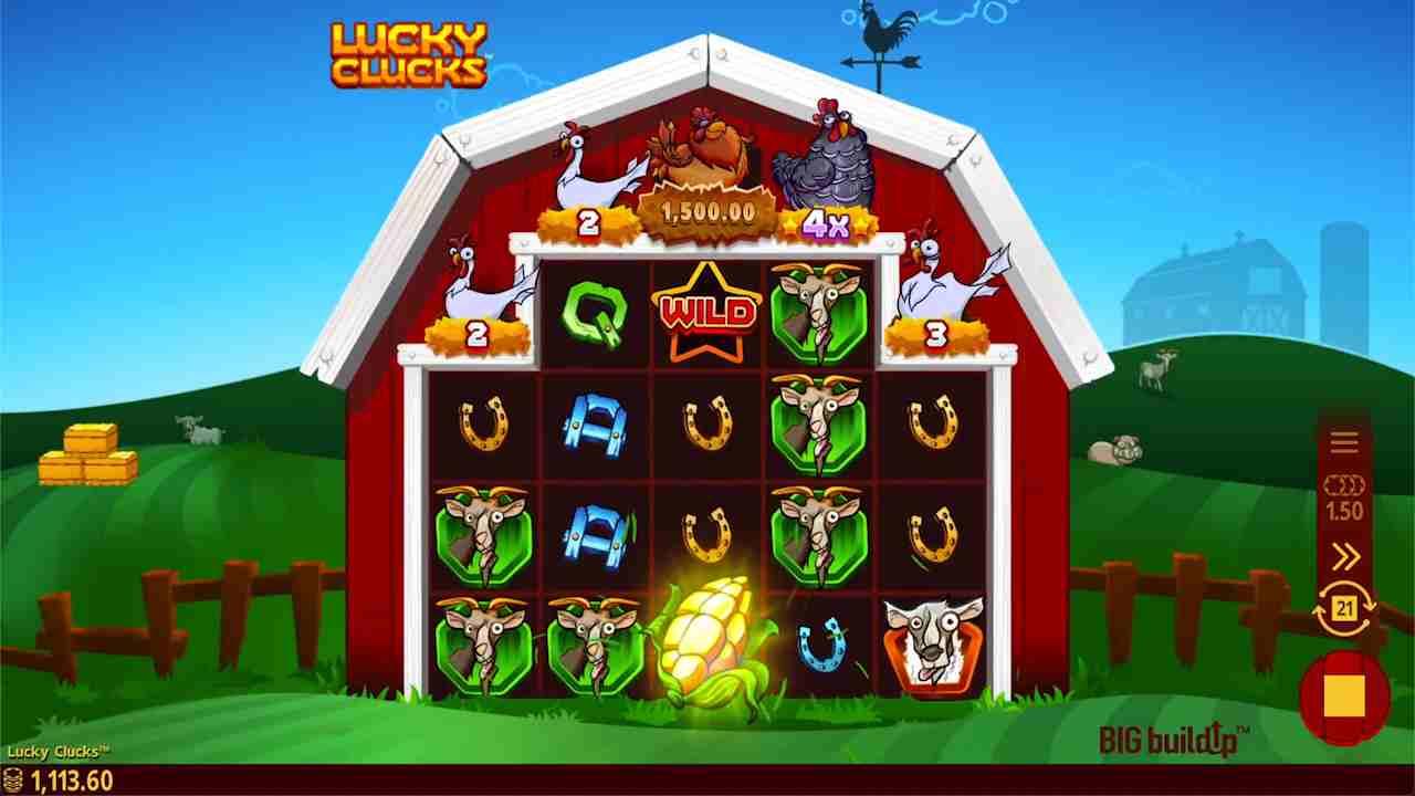 Lucky Clucks Base Game