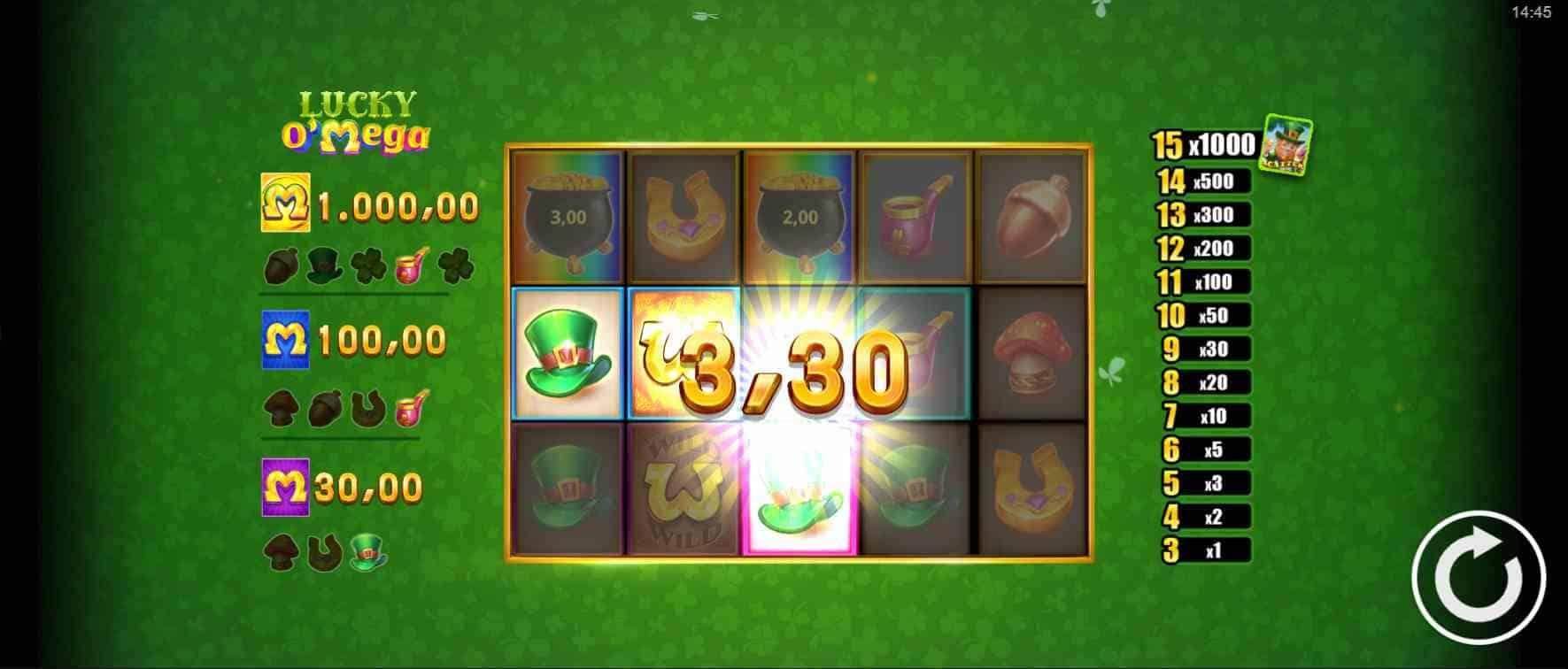Lucky O'Mega The Base Game