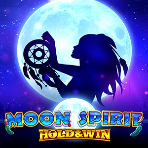Moon Spirit Hold & Win Slot Logo