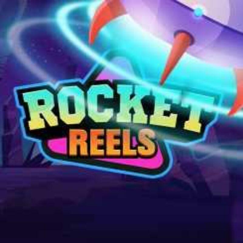 Rocket Reels Slot Logo