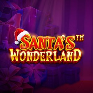 Santa's Wonderland Slot Logo