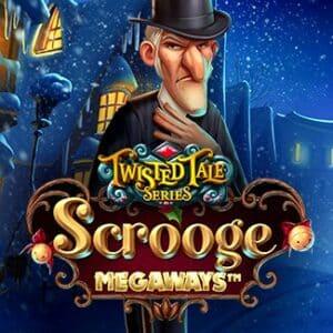 Scrooge Megaways Slot Logo