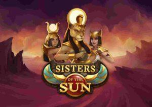 Sisters of the Sun Slot Logo (2)