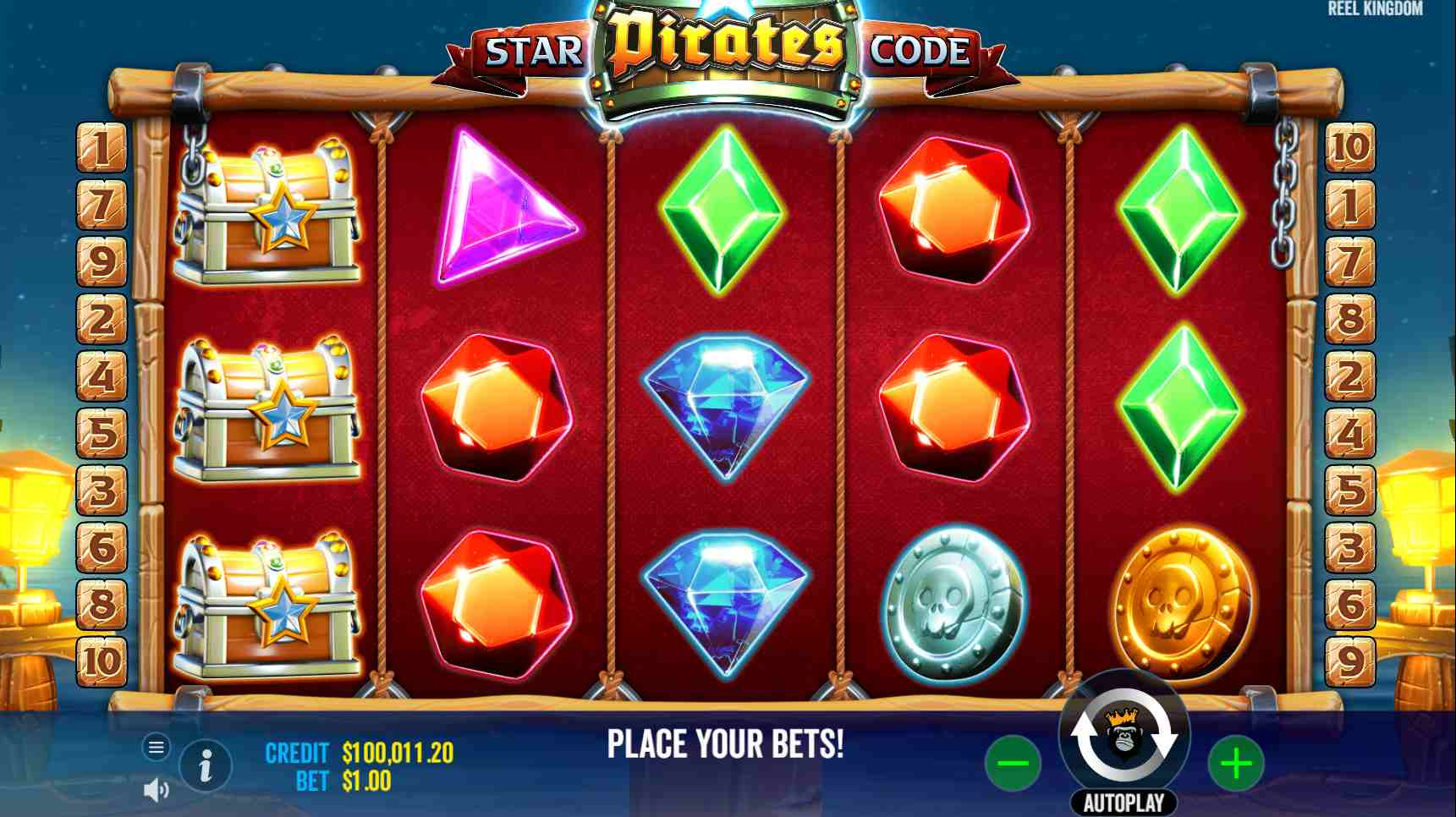 Star Pirates Code Base Game