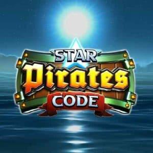 Star Pirates Code Slot Logo