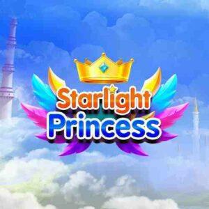 Starlight Princess Slot Logo