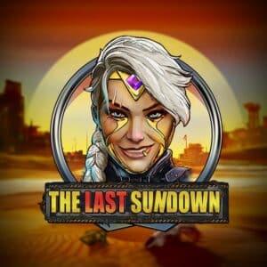 The Last Sundown Slot Logo