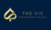 The Vic Casino Logo