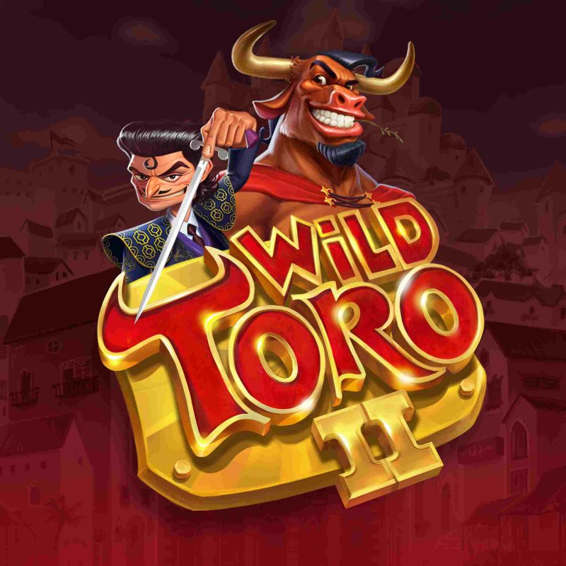 Wild Toro 2 Slot Logo