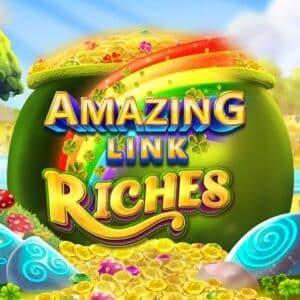 Amazing Link Riches Slot Logo