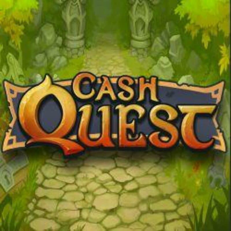 Cash Quest Slot Logo