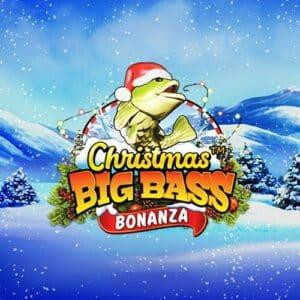 Christmas Big Bass Bonanza Slot Logo