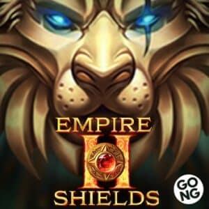 Empire Shields Slot Logo