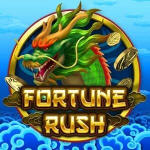 Fortune Rush Slot Logo