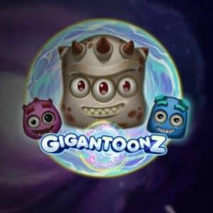 Gigantoonz Slot Logo 2