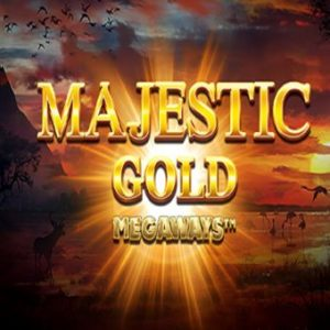 Majestic Gold Megaways Logo